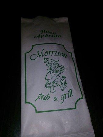 Morrison Pub & Grill: Molto bene