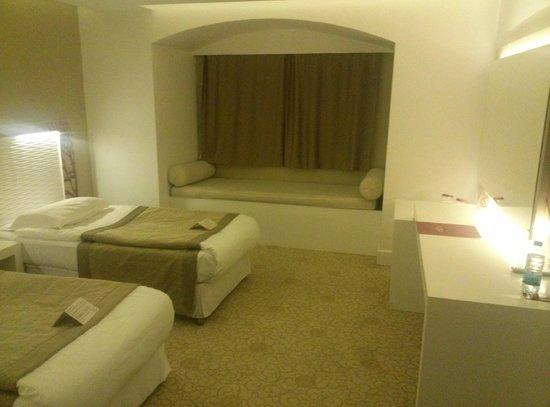 Avrasya Hotel: 객실