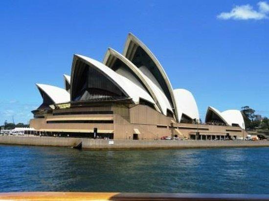 Manly Scenic Walkway : Sydney Opera House