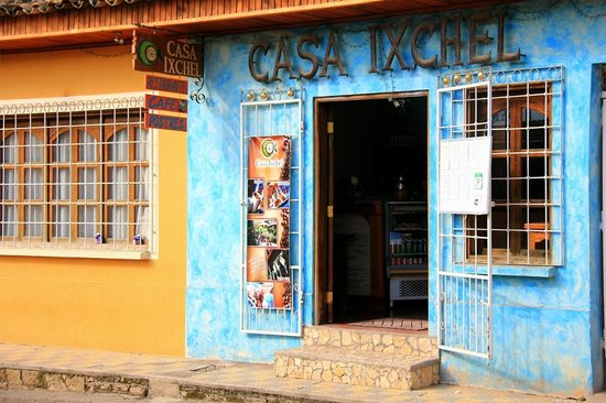 Casa Ixchel: Street View
