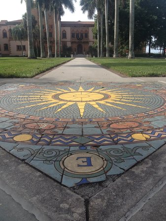 The Ringling : the grounds