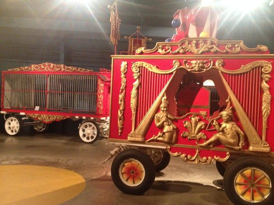 The Ringling : circus museum
