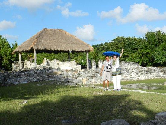 Zona arqueológica El Rey: RUINS OF EL REY