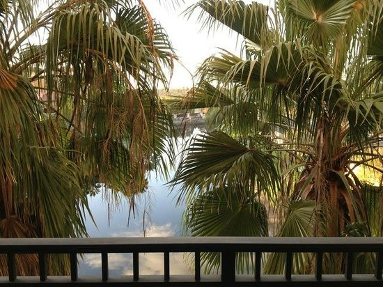 Floridays Resort: Our beautiful view
