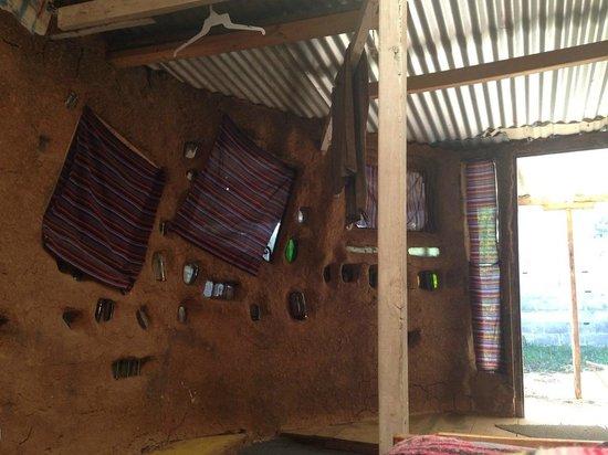 Casa Caracol Hostel: La cabana