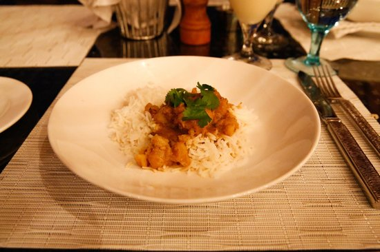 Solana: Lobster Curry
