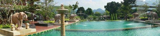 Romantic Resort & Spa: Pool