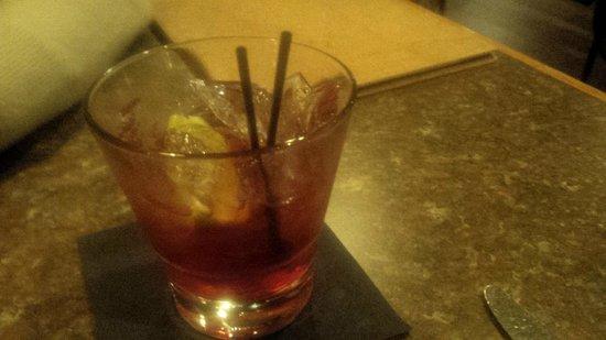 CJ's American Pub & Grill: Moscow Mule