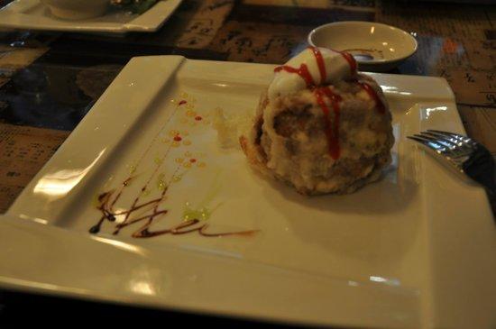 Tokyo Fresh: Fried Tempura Ice cream