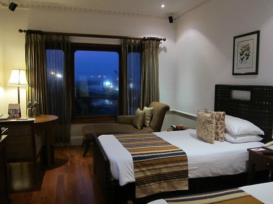 Vivanta by Taj - Malabar: Room with view