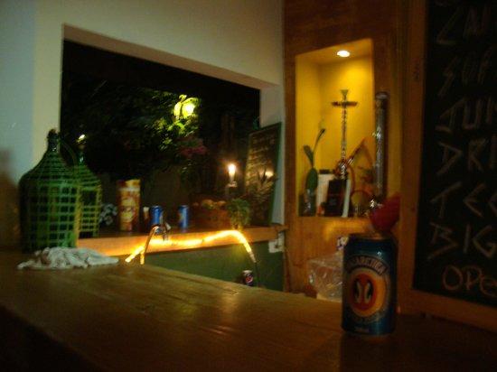 Che Lagarto Hostel Paraty: che bar