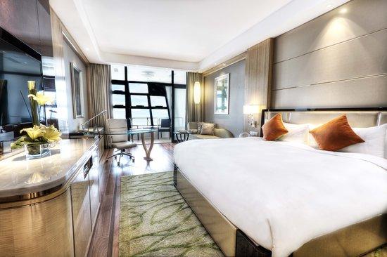 dusit D2 Fudu Binhu Hotel