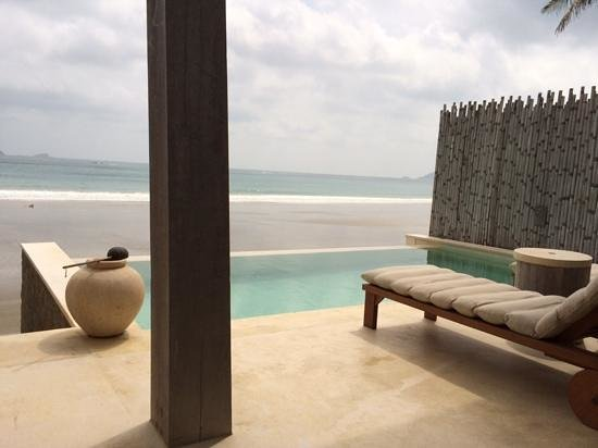 Six Senses Con Dao: plunge pool