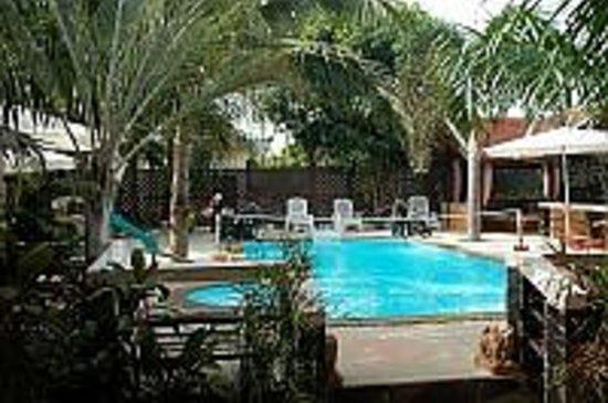 Samui Asia Divers: Pool Anlage