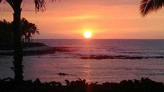 Hilton Waikoloa Village: Sunset - Aaaaahhh
