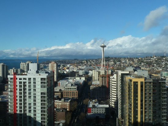 The Westin Seattle: Belltown, Space Needle, Seattle Center, Magnolia