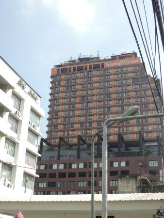 Siam@Siam Design Hotel Bangkok: 外観