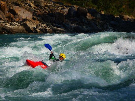Paddle Nepal - Day Tours: Karnali River