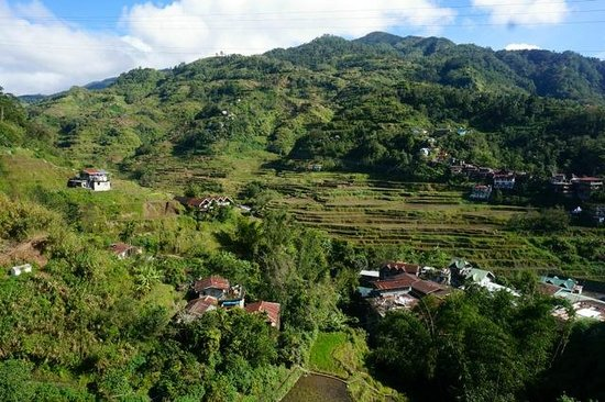 Banaue Homestay - View from Room