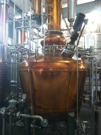 Bayou Rum Distillery