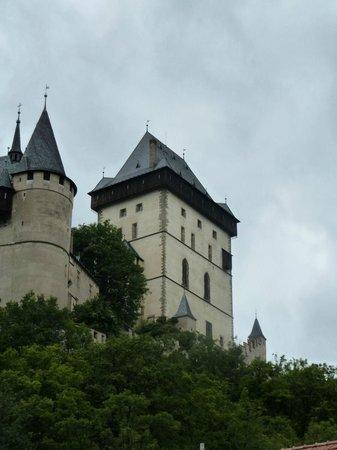 Karlstejn Castle: towers