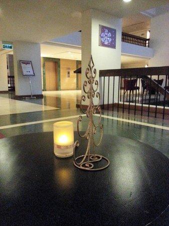 Cinnamon Grand Colombo: First floor