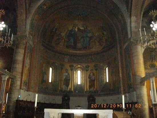Duomo di Modena: Altare Superiore