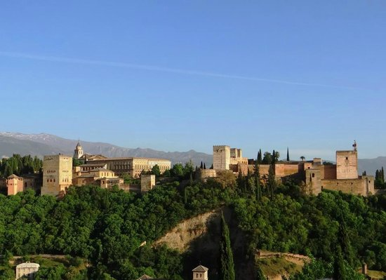 Cuevas El Abanico: Just walk 2 mins to get this view