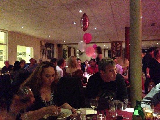 Fratelli Palmieri at The Italian Club: Dining