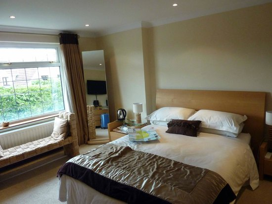 Pinetrees Bed & Breakfast: habitacion