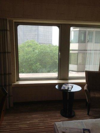 Hotel Nikko Düsseldorf: view