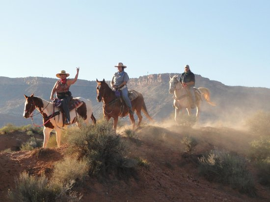 """Jacob's Ranch: """"Kicking up some dust"""""""