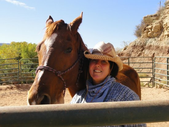 Jacob's Ranch: Taking time for a hug