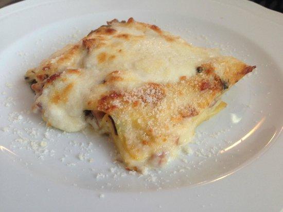 lasagna del San Benedetto