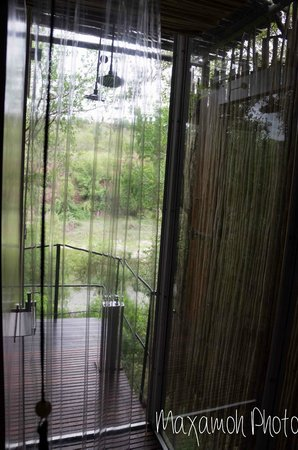 Singita Sweni Lodge : Shower