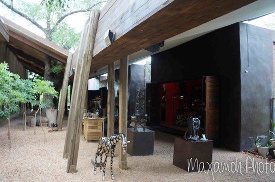 Singita Sweni Lodge: Boutique Shop