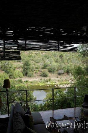 Singita Sweni Lodge: Main Bar