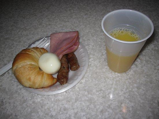 SpringHill Suites Corona Riverside: Breakfast