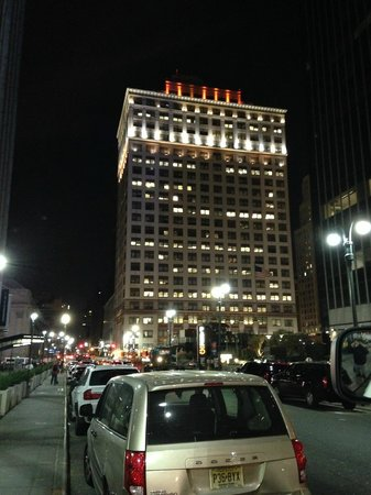 Fairfield Inn & Suites New York Midtown Manhattan/Penn Station : Hotel exterior