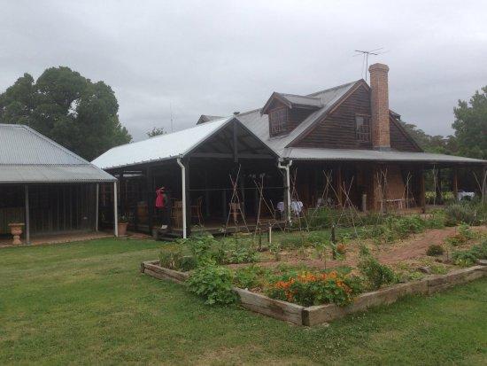 Roberts Circa 1876: veranda