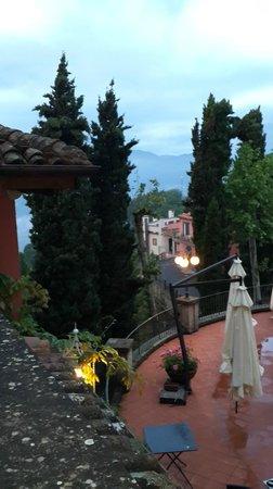 Renaissance Tuscany Il Ciocco Resort & Spa: Paisajes Hermosos