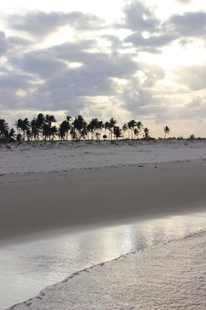 Areia Branca Lodge: Ocean Beach