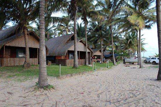 Areia Branca Lodge: Chalets