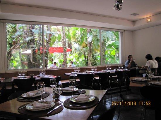 Restaurante Tamboril: Interior do Restaurante