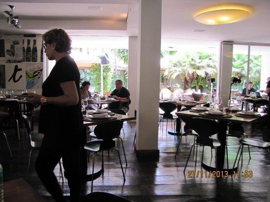 Restaurante Tamboril: Vista externa