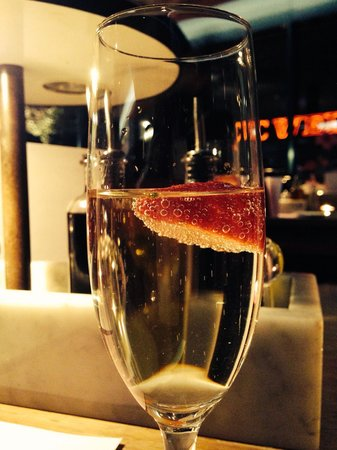 Vapiano: Welcome drink in Ladies Night