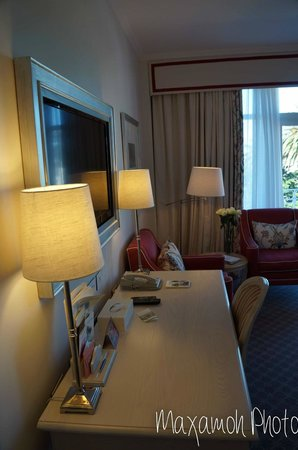 Belmond Mount Nelson Hotel: Oasis Room