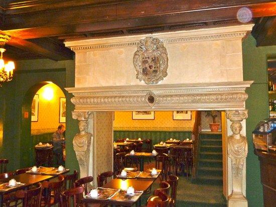 Hotel Royal Fromentin: Blick in den Frühstücksraum
