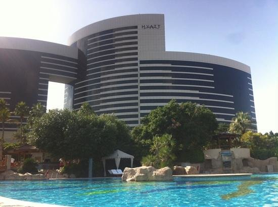 Grand Hyatt Dubai : pool area