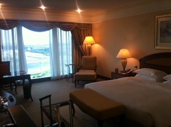 Grand Hyatt Dubai : room